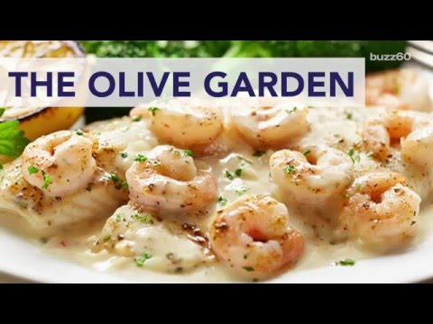 Lowest Calorie Dishes from 5 Chain Restaurants