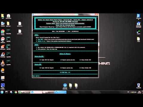 Auto Tool Unpack Repack .DAT & .IMG For Windows v2.0