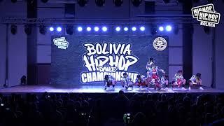 AFRICA / BOLIVIA HIP HOP DANCE CHAMPIONSHIP 2019 / PRELIMINAR VARSITY DIVISION