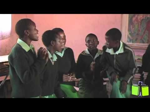 Zimbabwean Kids' Classroom Performance