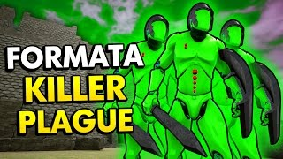 THE KILLER PLAGUE HITS FORMATA! (Formata Funny Gameplay)