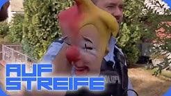 Angst vor Clowns: Schlechter Scherz oder krasser Grund? | Auf Streife | SAT.1