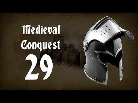 Ep. 29 - Siege of Carrickabraghey Castle - Medieval Conquest - Mount & Blade Warband Mod
