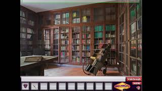 Abandoned Library Escape Walkthrough