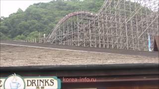 Парк развлечений EVERLAND в Южной Корее. г. Сеул. часть 1(Южная Корея-удивительная страна. Посмотрите как отдыхают корейцы. Подпишись на канал! Поставь лайк! http://korea..., 2014-07-06T16:17:14.000Z)