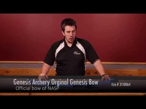 Original Genesis Bow Review At LancasterArchery.com
