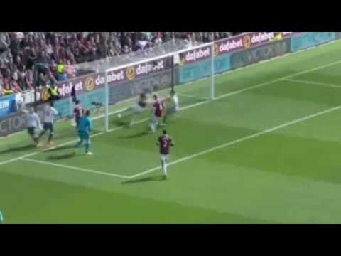 Gol de Wayne Rooney Burnley 0-2 Manchester United 23 04 2017 HD