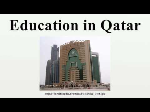 Education in Qatar
