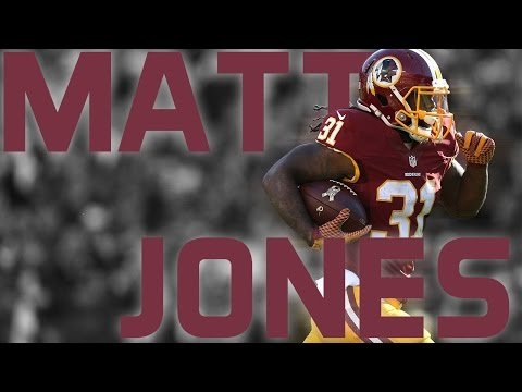 Matt Jones Official Rookie Highlights || Mr.Jones ||