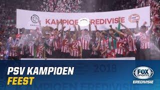 PSV KAMPIOEN | Feest in het Philips Stadion