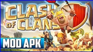 Clash of clans mod 100% masih work 2019