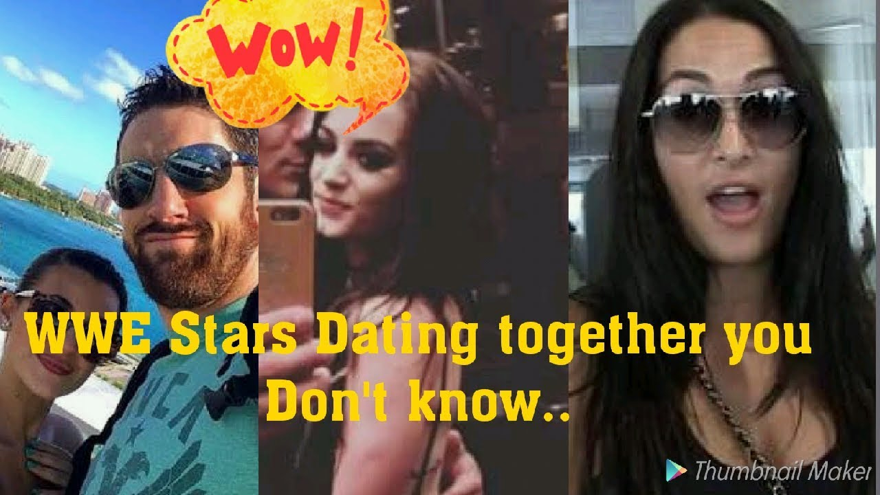 Which wwe superstars and divas are dating