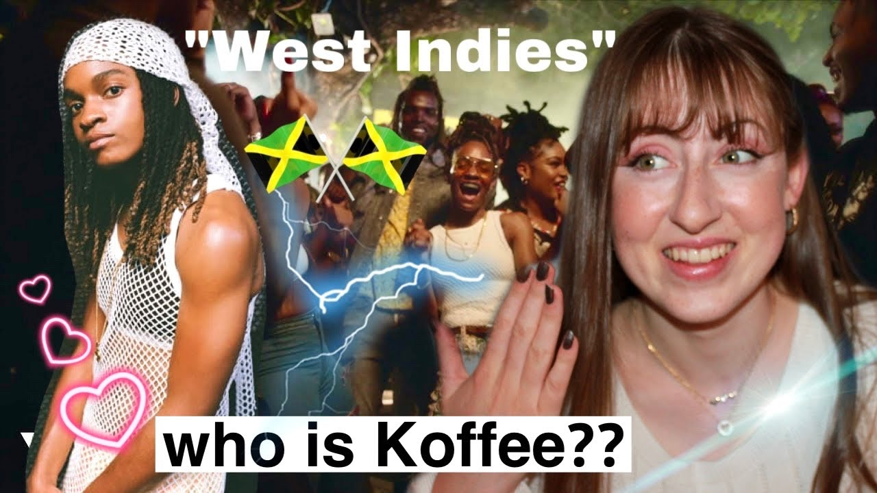 Download FIRST REACTION TO Koffee - West Indies (Official Video) !!