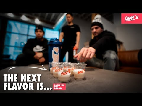 The Next Flavor Of GHOST Whey Is... - Building The Brand | S4:E2