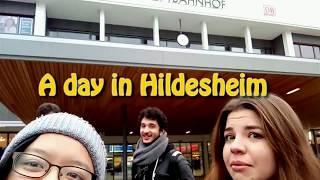 A day in Hildesheim. Germany