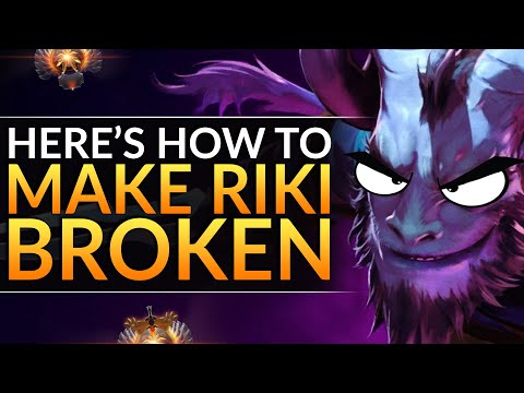The INSANELY OVERPOWERED CARRY HERO You MUST EXPLOIT - RIKI Pro Tips - Dota 2 Hero Guide