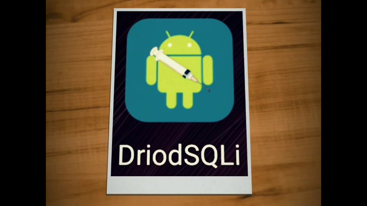 HOW TO HACK WEBSITE BY USING ANDROID APP DROID SQLi
