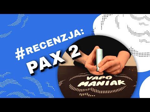 PAX 2 Vaporizer (Waporyzator) Video-Recenzja PL – VapoManiak [1080p]