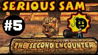 Прохождение игры Serious Sam - The Second Encounter #5