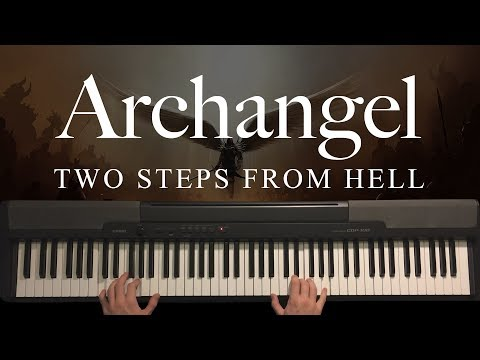 Archangel by Two Steps From Hell (Piano)