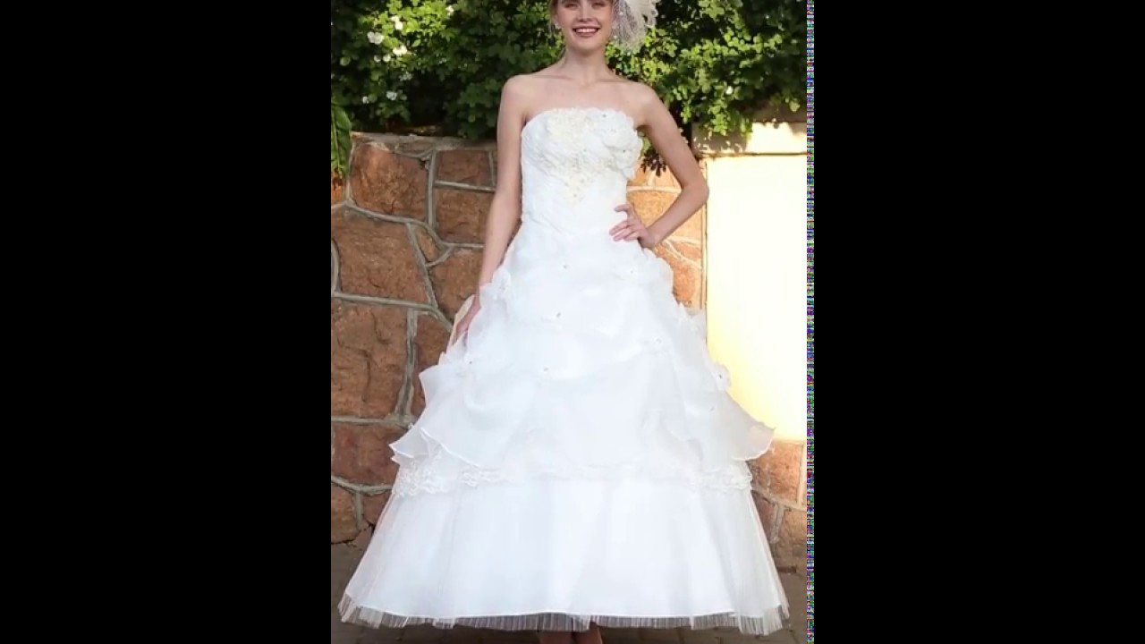 Ball Gown Princess Wedding Dress Vintage Inspired Floor-length ...