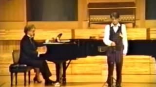 MAX EMANUEL CENCIC boy soprano -  Solvejgs Lied