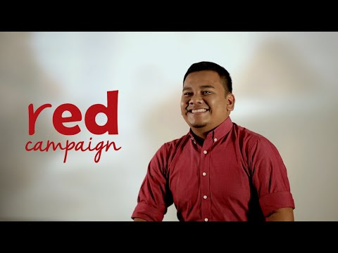 Red Campaign: Muhamad Safwan's Story