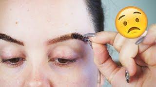 ⌚PERFEKCYJNE BRWI W 20 MINUT? MAYBELLINE BROW TATTOO|GABRYSIAA♥