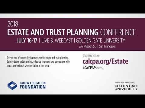 2018 Estate and Trust Planning Conference - Conference Co-Chair Jackie Patterson
