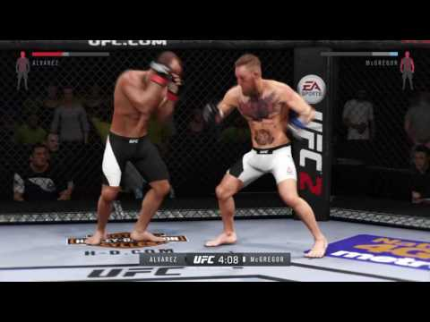 EA SPORTS™ UFC® 2 00