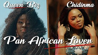 Смотреть клип Queen Biz Ft. Chidinma - Pan African Lover