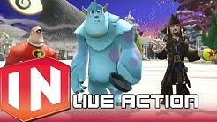 Disney Infinity - Live Action
