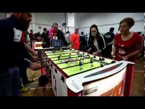 El Máster de Futbolín de Rábade arranca con más de 300 parejas