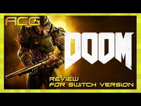 "Doom Switch Review ""Buy, Wait for Sale, Rent, Never Touch?"" Patron First Review"