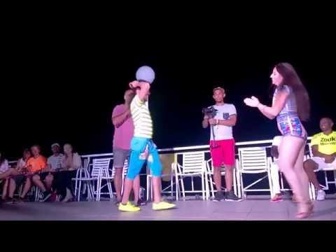 ZoukTime Dance Holiday in Croatia 2016 - Teachers presentation
