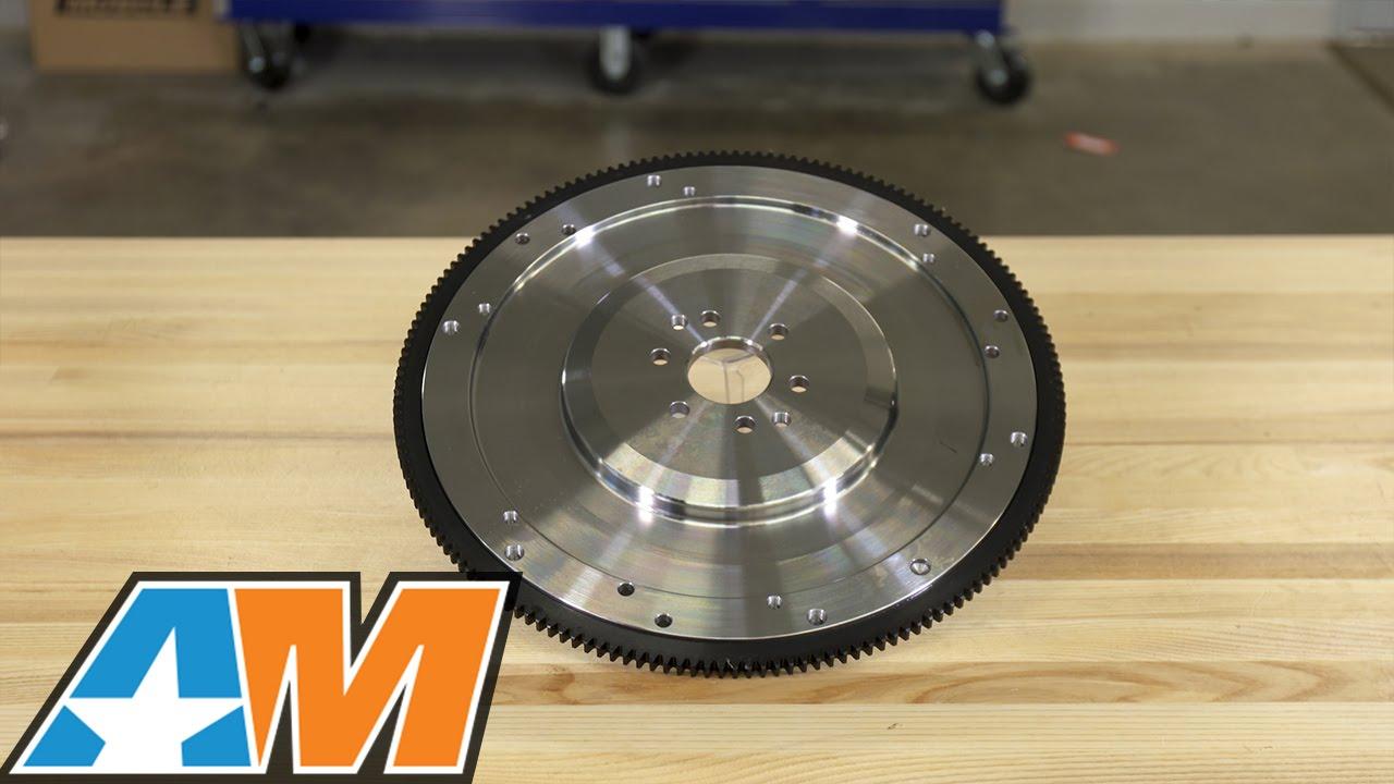 How to Install McLeod Lightened Steel Flywheel - 6 Bolt on