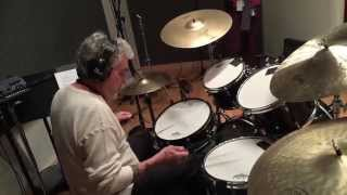 VIDEO: Drummer Steve Gadd In Session In Cleveland