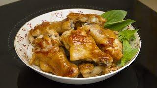 香魚露甜雞膇