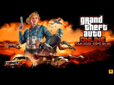 GTA Online: Smuggler's Run Trailer