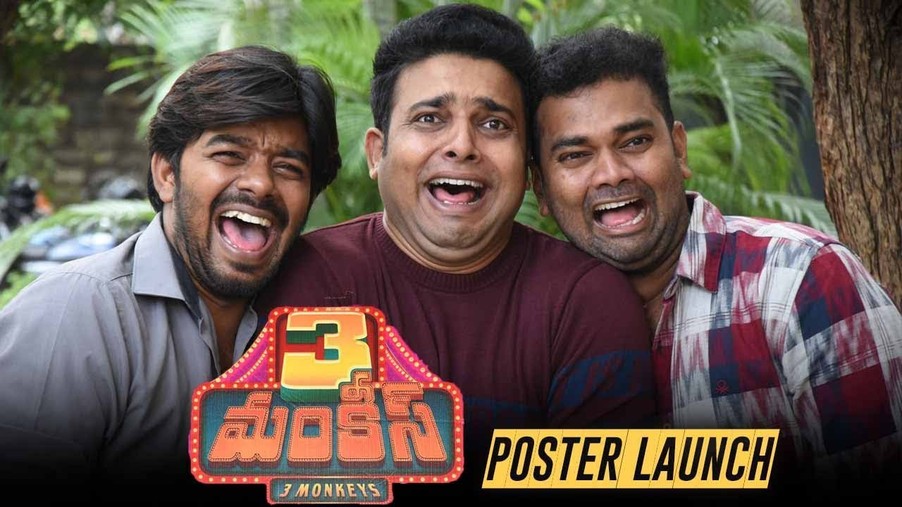 Image result for 3 monkeys movie  posters