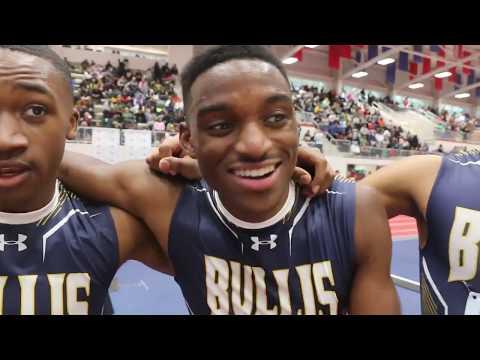 Bullis Break 4x400m National Record In 3:12