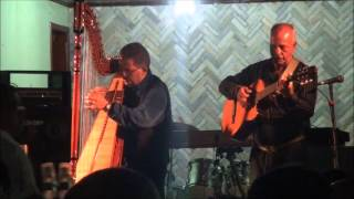 Chalana - Harpa Paraguaia e Violão (Vicente Martins e Valdemar Nogueira)