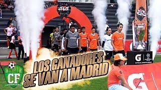 FINAL NACIONAL GATORADE 5V5 RUMBO A MADRID