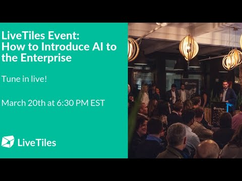 How to Introduce AI to the Enterprise