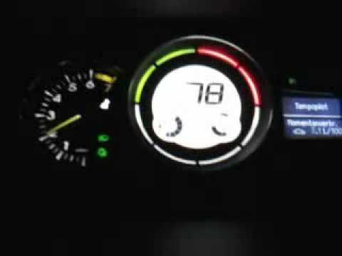 Renault Megane III Cockpit - schön bunt - YouTube   {Auto cockpit erklärung 90}