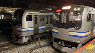 【E217系 廃車のため長野へ】JR東日本E217系Y-44編成 長野配給
