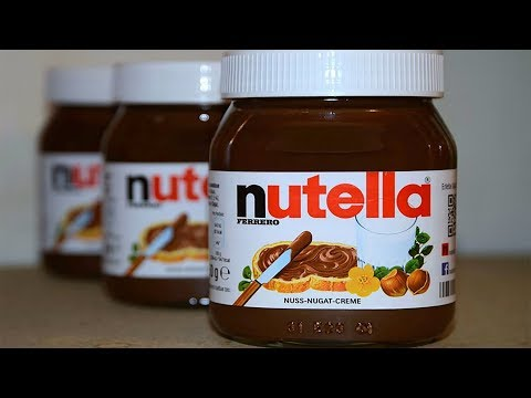 Nutella: 5 Things You Didn't Know About America's Favorite Chocolate & Hazelnut Spread