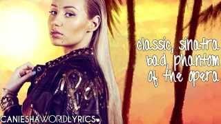 Iggy Azalea (feat. Mavado) - Lady Patra (Lyrics Video) HD