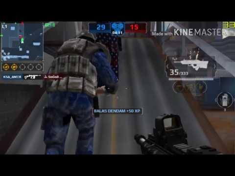 MC5/SQUAD BATTLE Mortar vs Nabs Squad