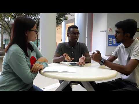 Interview with International Students in UTHM